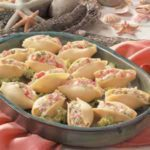 Crab-Salad Jumbo Shells