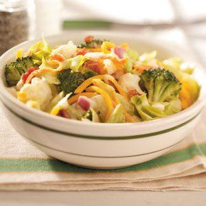 Crisp Tossed Salad