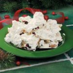 Cranberry Nut Bark