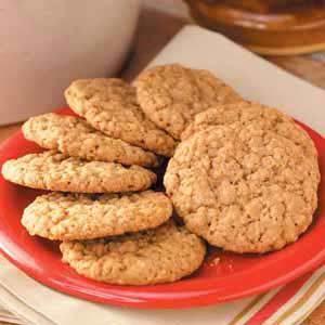 Oatmeal Cinnamon Cookies