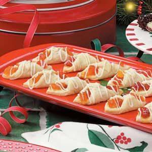 Apricot Tea Cookies