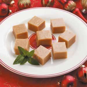 Homemade Butterscotch Fudge
