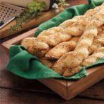 Italian Garlic Breadsticks