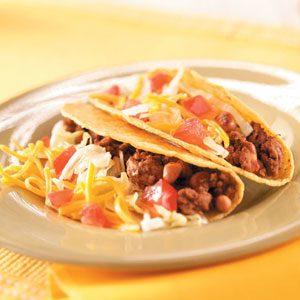 Zesty Tacos