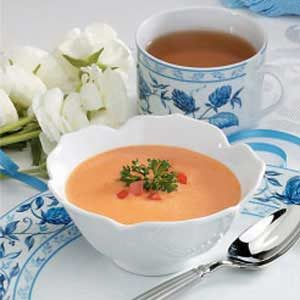 Easy Tomato Bisque