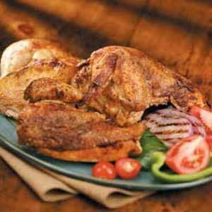 Chili-Head Chicken