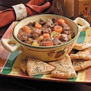 Chunky Sirloin Beef Stew
