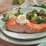 Salmon with Dijon Mayonnaise