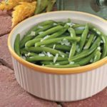 Herbed Green Beans with Onion