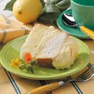 Lemon Daffodil Cake