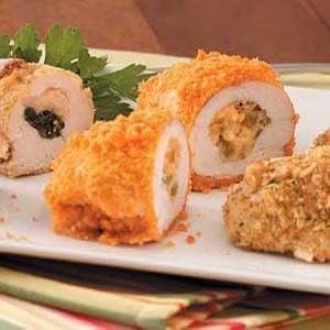 Southwest Chicken Kiev