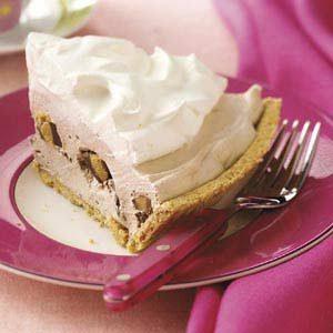 Fluffy Chocolate Pie