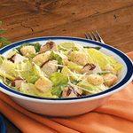 Simple Grilled Chicken Caesar Salad