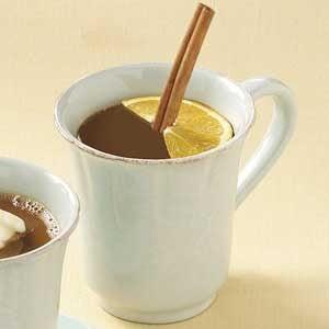 Citrus Spiced Coffee