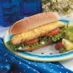 Hearty Walleye Sandwiches