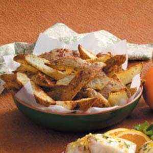 Wedge Potatoes