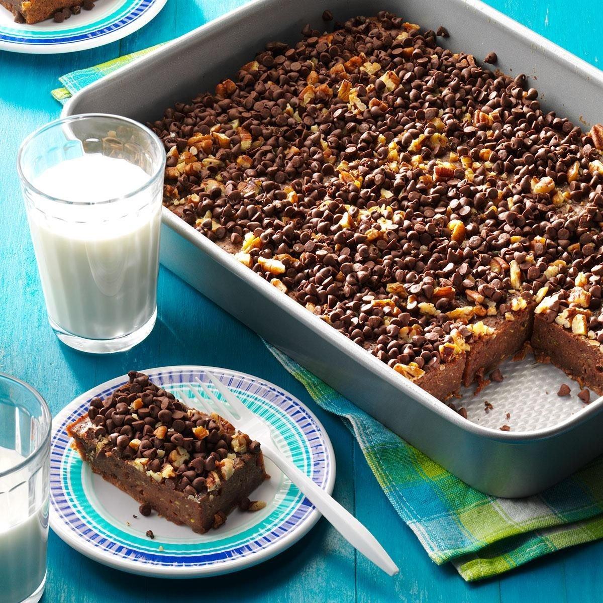 Zucchini: Yummy Zucchini Chocolate Cake
