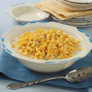 Poached Corn