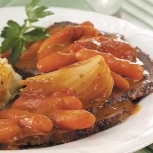 Grilled Sirloin Roast