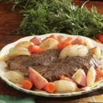 Sweet and Sour Pot Roast for Two