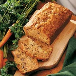 Pineapple Carrot Bread