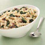 Spinach-Pine Nut Pasta