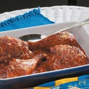Chicken Marinara for Two