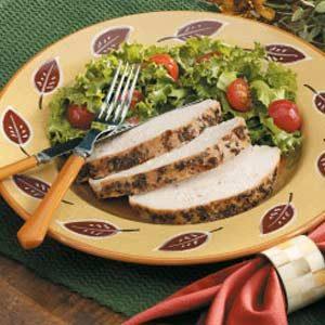 Herb-Roasted Turkey Breast