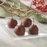Coconut Chocolate-Covered Cherries