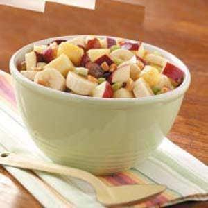 Apple Fruit Salad