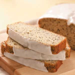 Makeover Poppy Seed Bread