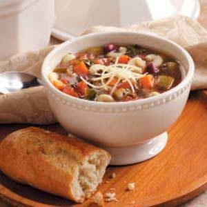 Simple Italian Vegetable Soup