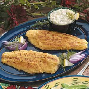 Tangy Lemon Catfish