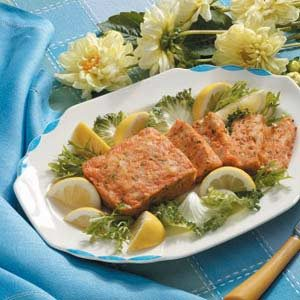 Salmon Loaf for 2