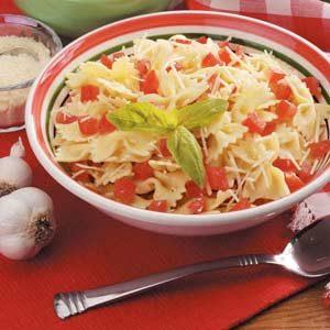 Tomato Pasta Toss