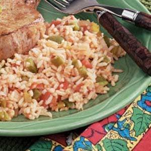 Spanish White Rice