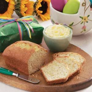 Poppy Seed Lemon Loaves