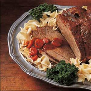 Flavorful Italian Pot Roast