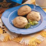 Frosted Brown Sugar Cookies