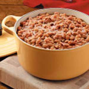 Quick 'N' Easy Bean Pot