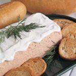 Salmon Spread Loaf
