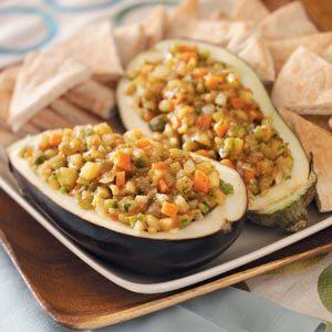 Stuffed Eggplant Dip
