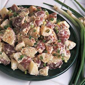 Zesty Dijon Potato Salad