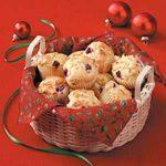 White Chocolate Berry Muffins