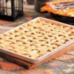 Pear-Apple Pie Bars