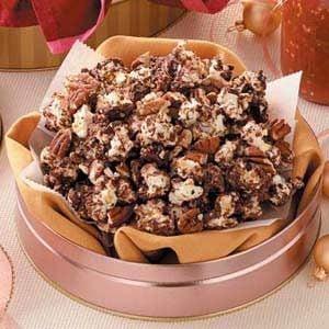 Chocolaty Popcorn