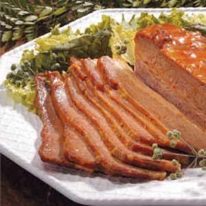 Glazed Corned Beef Brisket