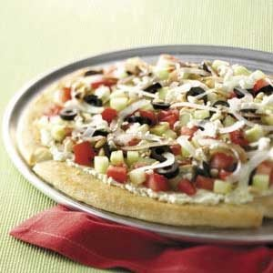 Patio Pizza