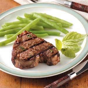Herb Marinated Lamb Chops