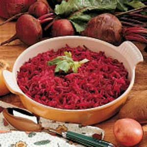 Spiced Baked Beets
